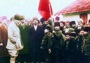 Bu gün Türkiyədə Milli Suverenlik və Uşaq Bayramıdır