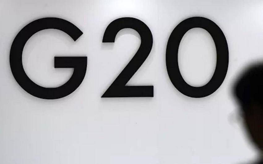 G20-nin ticarət nazirləri pandemiyaya dair müzakirə aparacaqlar