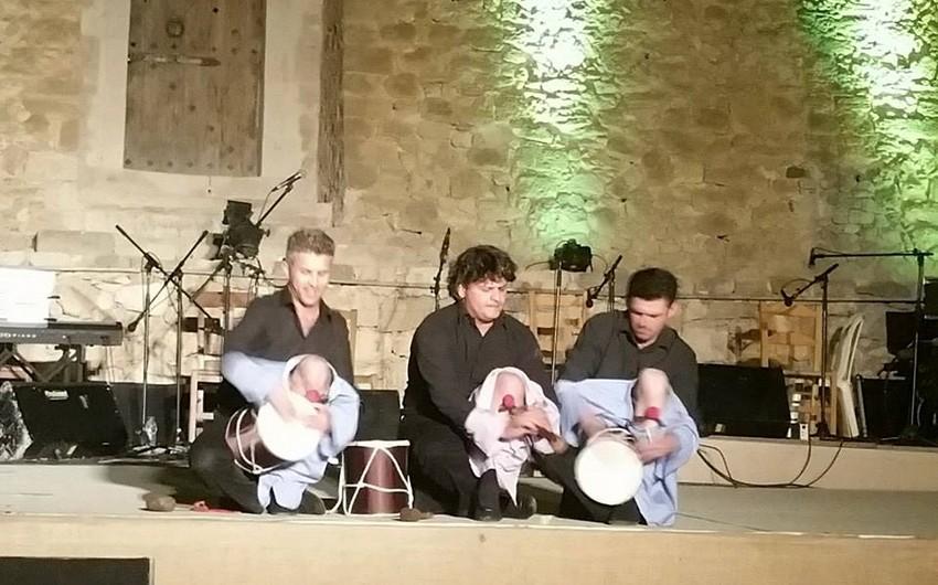 Kukla Teatrı Yunanıstanda Azərbaycan mədəniyyəti həftəsində iştirak edib