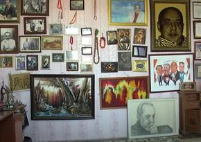 Yaşar Nurinin ev muzeyindən eynəyi və mobil telefonu oğurlanıb