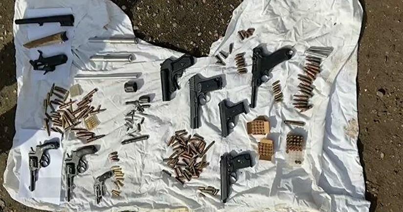 FTX xüsusi əməliyyat keçirib, 27 gizli silah emalatxanası aşkarlanıb