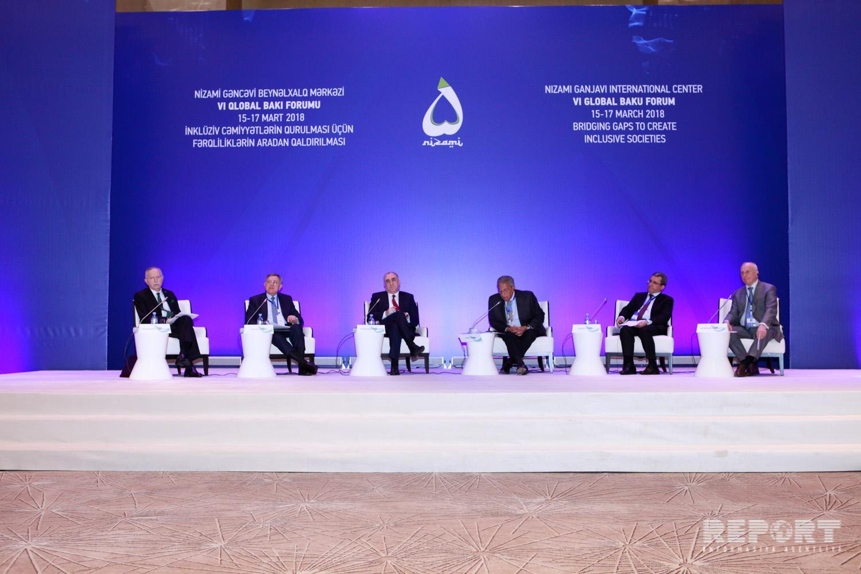 Участники VI Глобального Бакинского форума обсуждают вопросы региональной безопасности