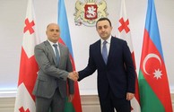 Azerbaijan's Minister of Culture meets with  Georgian PM
