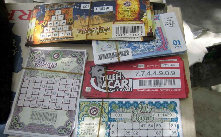 Azərbaycanda 2 960 manat dəyərində lotoreya bileti oğurlanıb