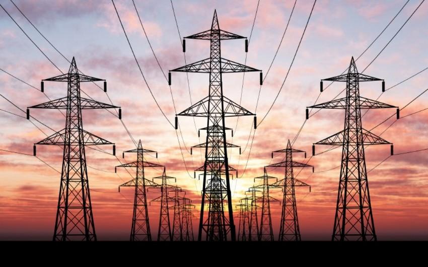 Azərbaycandan Gürcüstana ixrac olunan elektrik enerjisinin dəyəri düşüb