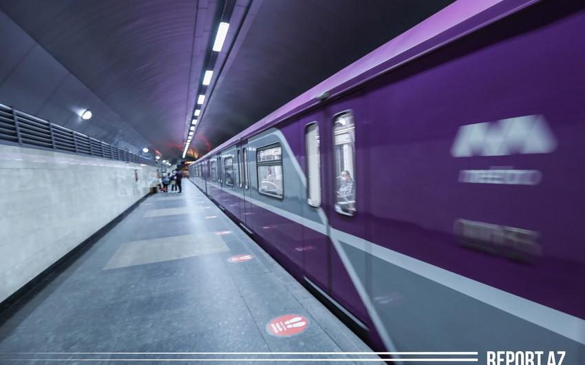Bakı metrosunda yeni vaqonların sayı 65-ə çatdırıldı