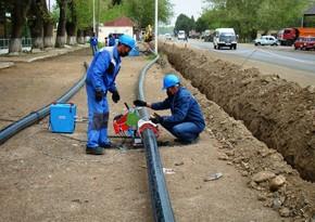 Tovuz rayonunun 2 kəndinin içməli su problemi həll edilir