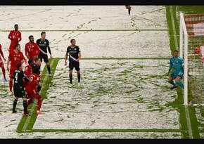 Бавария сыграла вничью в матче Бундеслиги