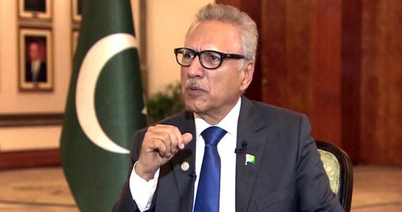Prezident: Azərbaycanın Kəşmir məsələsində Pakistana göstərdiyi dəstəyi yüksək qiymətləndirirəm