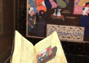 Moskvada Nizami Gəncəvinin yaradıcılığına həsr olunmuş sərgi açılıb