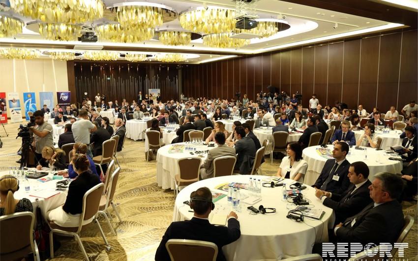 Bakıda beynəlxalq sığorta forumu keçirilir