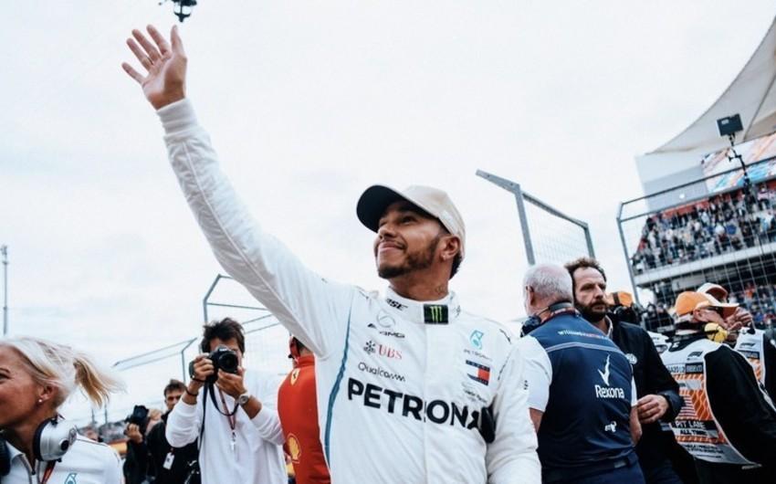 Хэмилтон стал пятикратным чемпионом Формулы-1