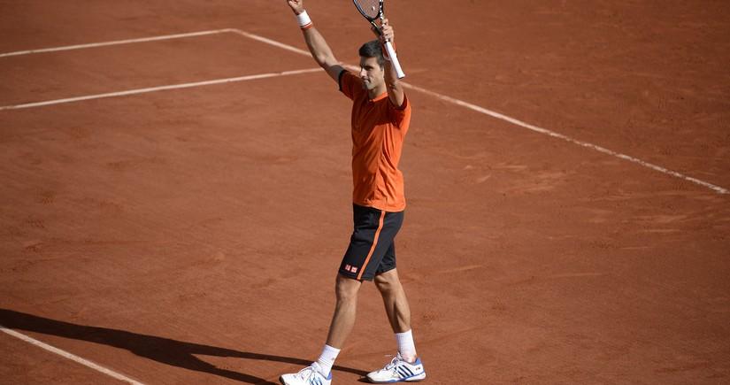 Джокович смог выйти в финал Roland Garros