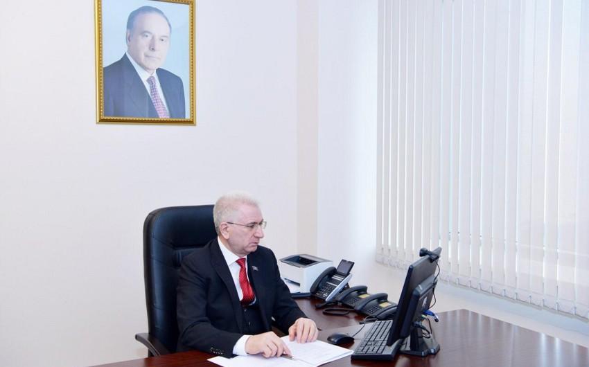 """Komitə sədri: """"Ali təhsil haqqında"""" yeni qanun layihəsi üzərində işlər hələ tamamlanmayıb"""""""