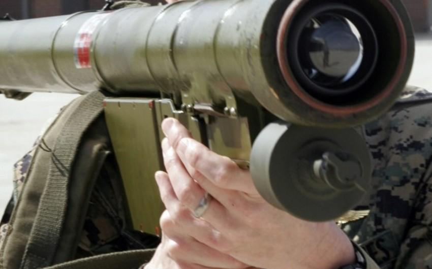 Terrorçu PKK-dan Rusiya istehsalı olan hava hücumundan müdafiə raketləri aşkarlanıb