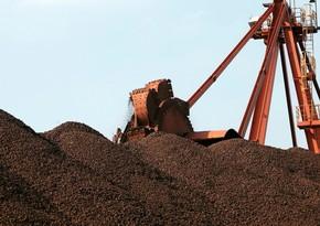 Железная руда подешевела за неделю на 21%
