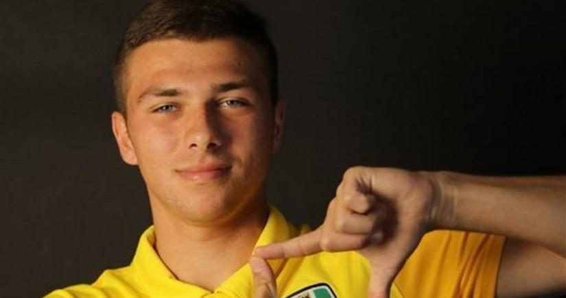 Azərbaycanlı futbolçu Ukrayna klubunda ilk qollarını vurub