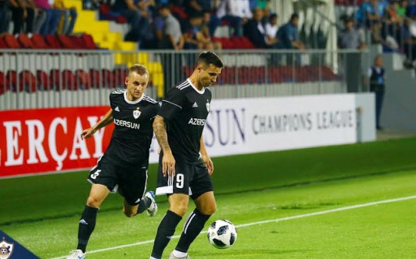 Qarabağ - Sileks oyununda ikinci hissə başladı