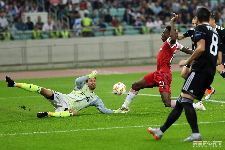 """UEFA Avropa Liqası: Arsenal """"Qarabağ""""a qalib gəlib - FOTO - YENİLƏNİB-5"""