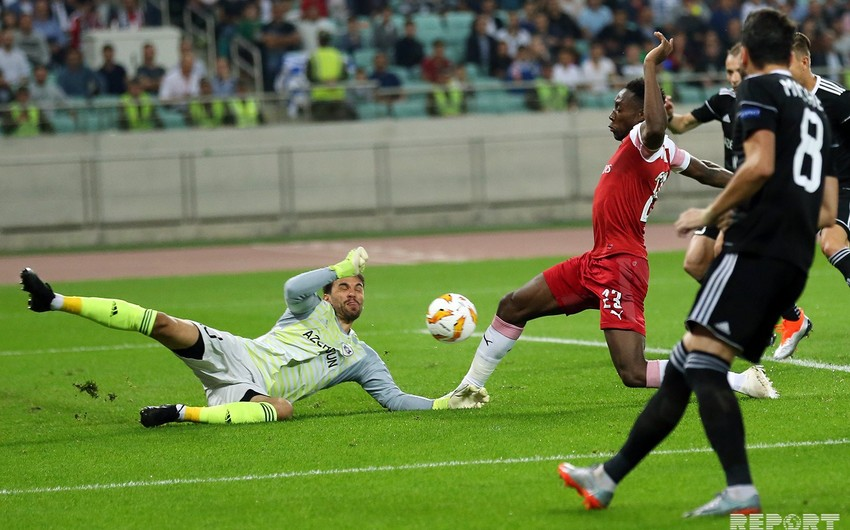 UEFA Europa League: Arsenal defeats Qarabag - PHOTO