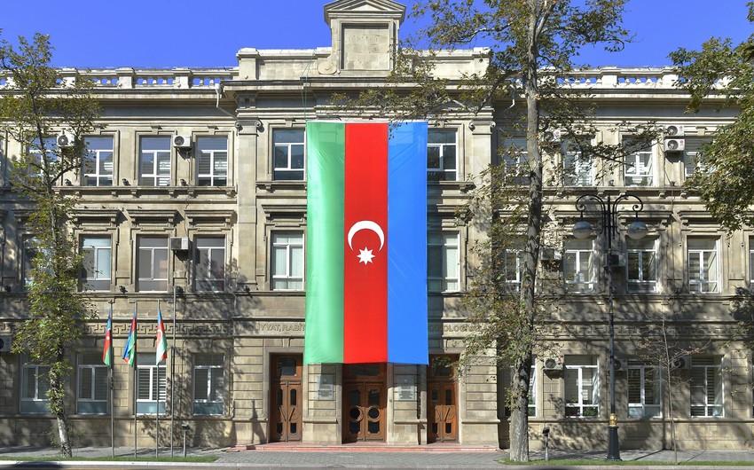 Азербайджан направил обращение в компанию Facebook