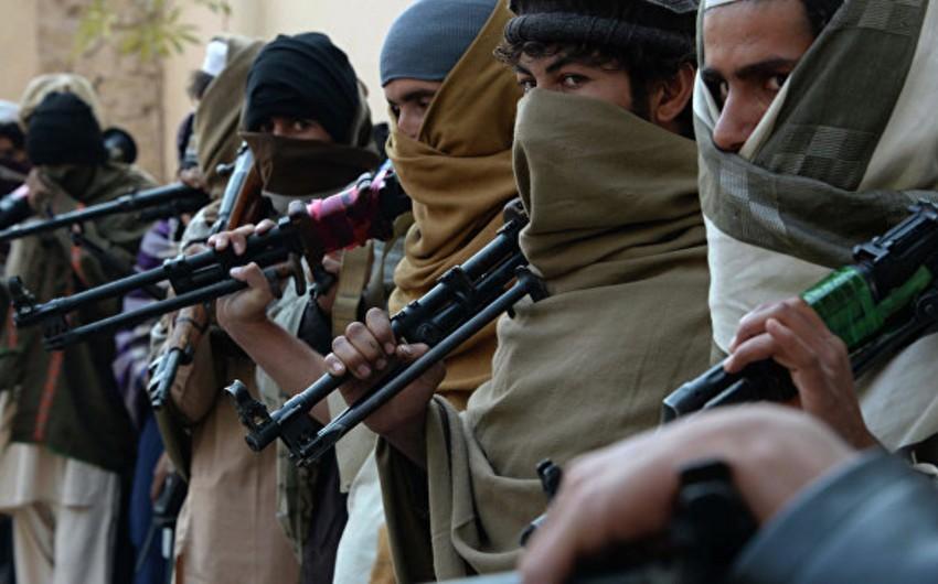 Əfqanıstanda Talibanın 54 silahlısı məhv edilib