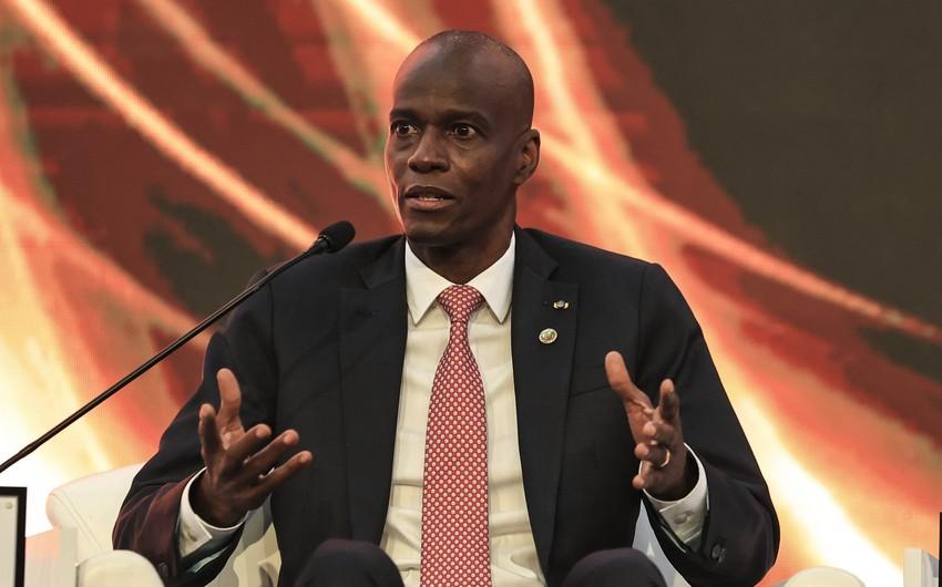 Haiti prezidenti öldürülüb