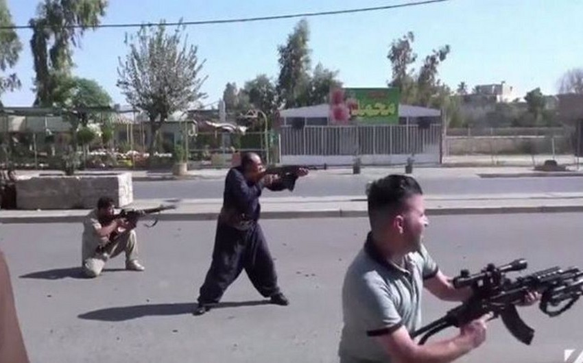 Kərkükdə İraq hökumət qüvvəlləri ilə kürd separatçıları arasında toqquşmalar olub