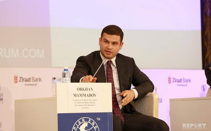 Orxan Məmmədov: Yaxın dövr ərzində KOB-lar yeni investisiya təşviq mexanizmlərdən geniş istifadə edəcək