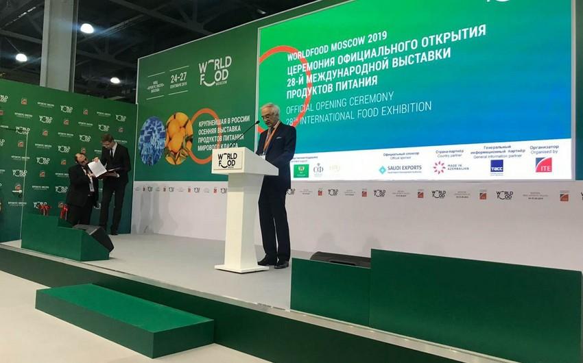 Полад Бюльбюль-оглы: Азербайджан - исторически традиционный торговый партнер России - ФОТО