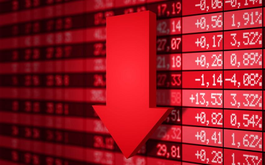 Dünyada bankların səhmləri ucuzlaşıb