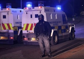 Violence resumes in Northern Ireland