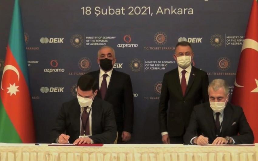KOBİA TESK və TÜRKONFED ilə əməkdaşlıq memorandumları imzalayıb