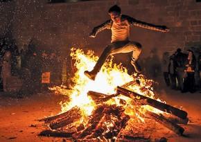9 people killed, 1,800 injured during Nowruz celebrations in Iran