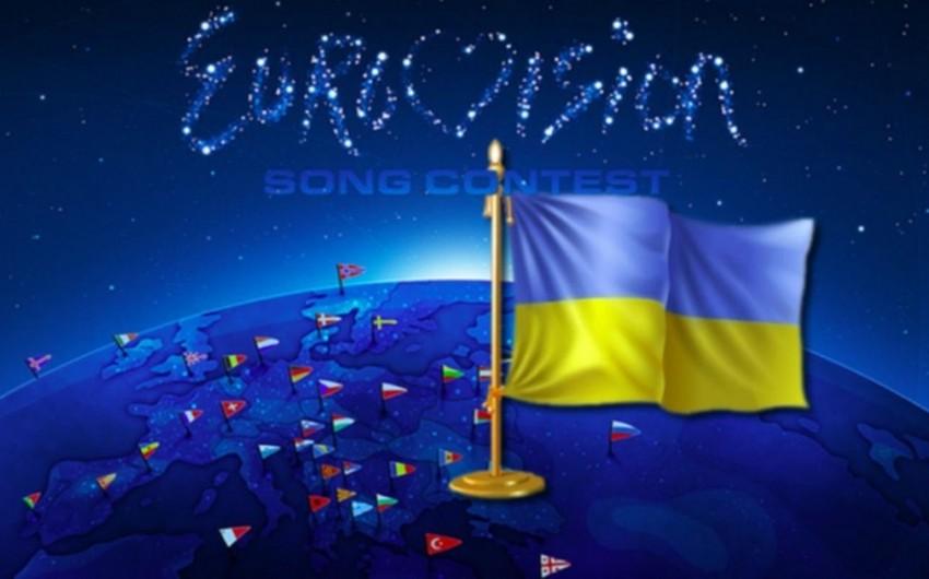 Ukrayna Eurovision mahnı müsabiqəsinin keçirilməsi üçün 15 milyon avro ayıracaq