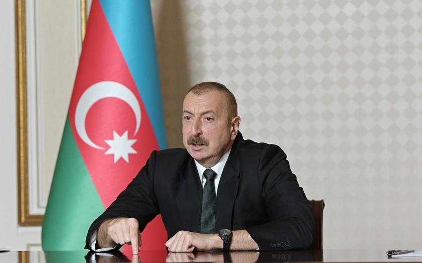 Prezident: Bu gün Dağlıq Qarabağda yaşayan insanlar Azərbaycan vətəndaşlarıdır