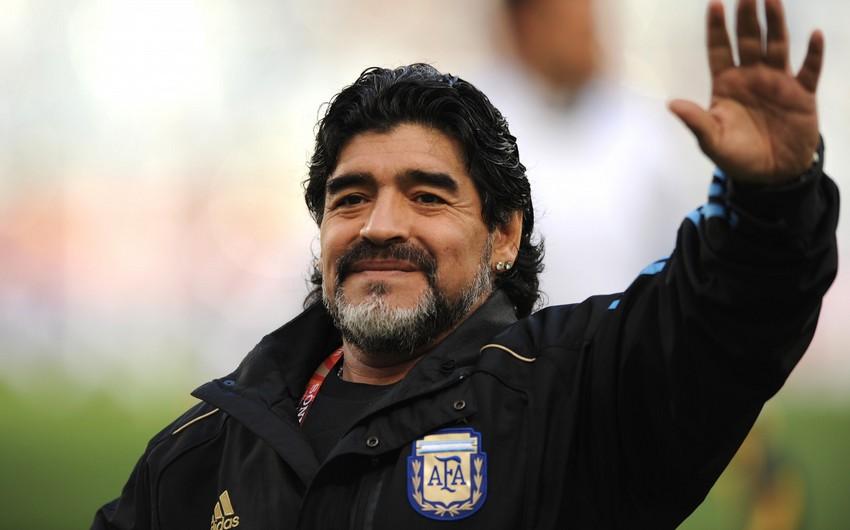 Maradona cəsədinin mumiyalanmasını vəsiyyət edib