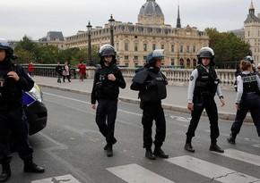 Parisdə nümayişçilərə qarşı bibər qazından istifadə edilib