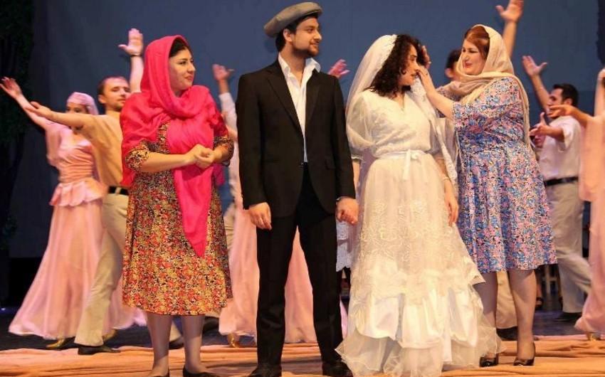 Musiqili Teatrın aprel ayı üçün repertuarı açıqlanıb