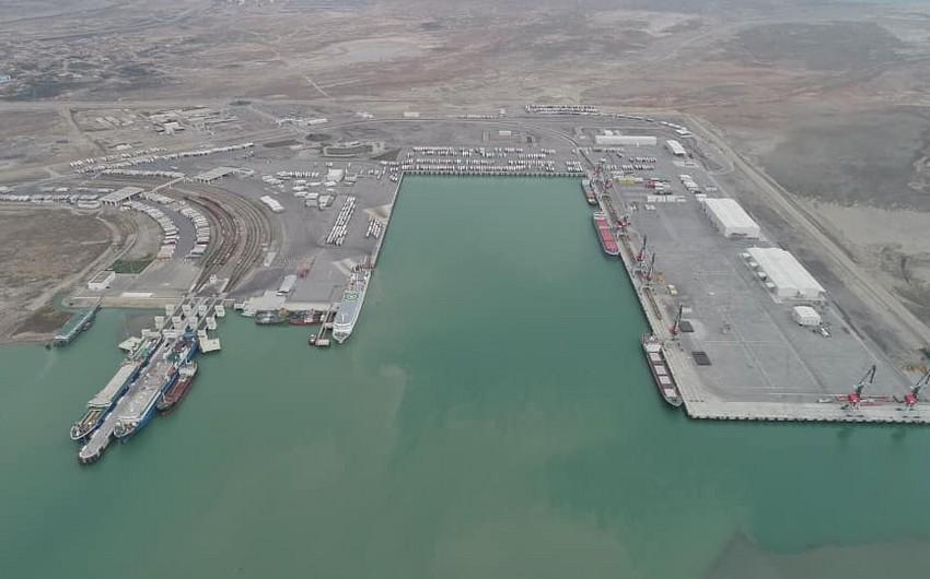 Bakı Limanı Türkmənistan və Qazaxıstan limanları ilə əməkdaşlığı artırır