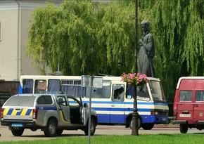 Ukraynada onlarla insanı girov götürmüş cinayətkar saxlanılıb