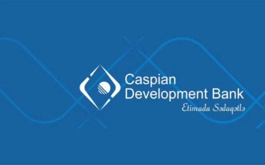 Caspian Development Bank SWIFT sisteminə qoşulub