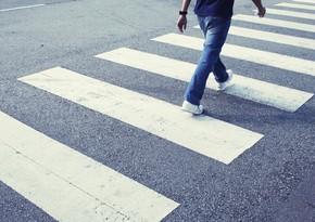 В Баку автомобиль сбил 14-летнего подростка