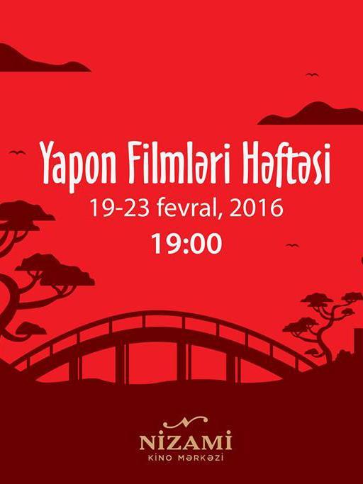 Baku hosts week of Japanese movies