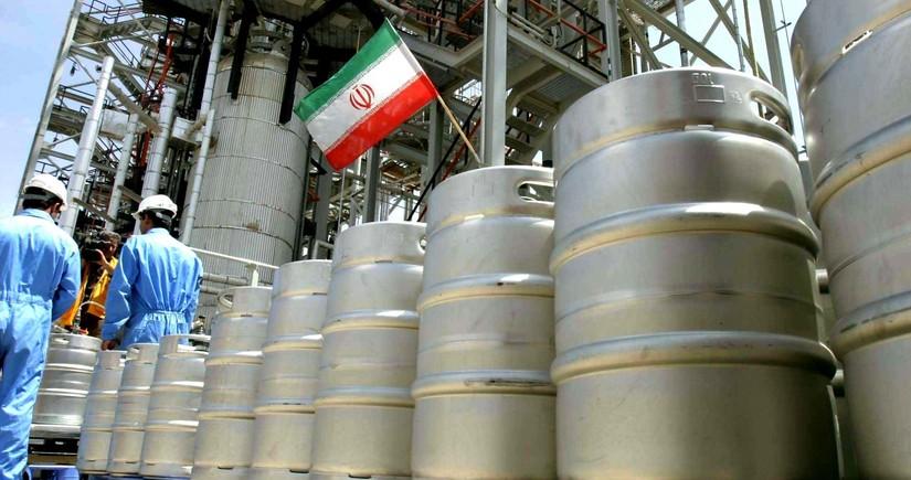 Iran to start enrichment of uranium to 60%