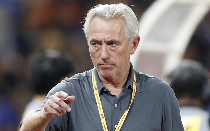 Ван Марвейк назначен главным тренером сборной Австралии