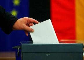 Almaniyada parlament seçkiləri başlayıb