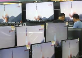 KXDR yeni raketi sınaqdan keçirdiyini bildirib