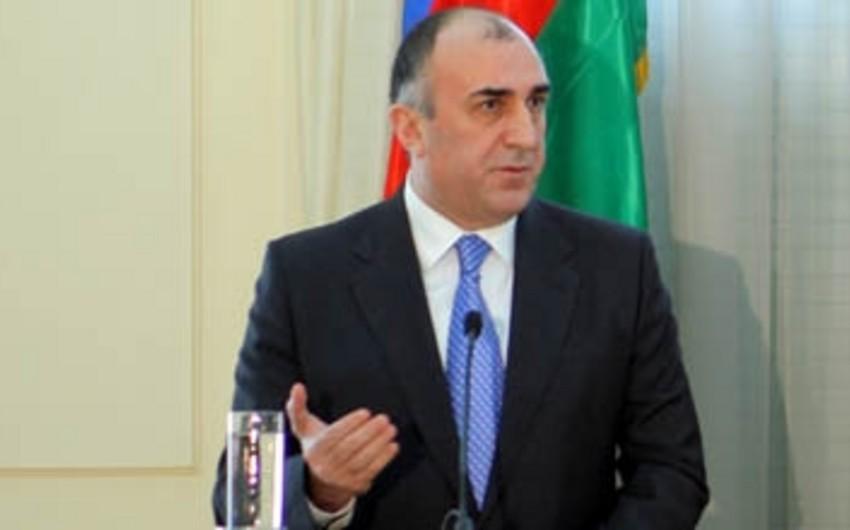 Azərbaycan xarici işlər naziri ATƏT-in Minsk qrupunun ABŞ-dan olan həmsədri ilə görüş keçirib