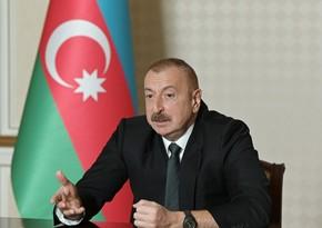Президент: Азербайджан считается в мире образцом толерантности, мирного сосуществования